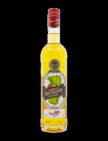 Liqueur de Rhubarbe