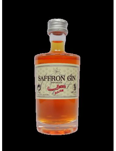Saffron Gin Mignonette