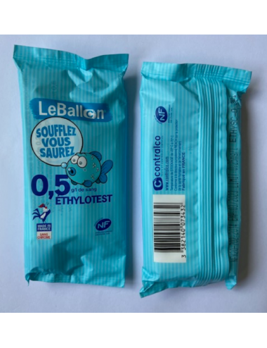 Ethylotest 0,5